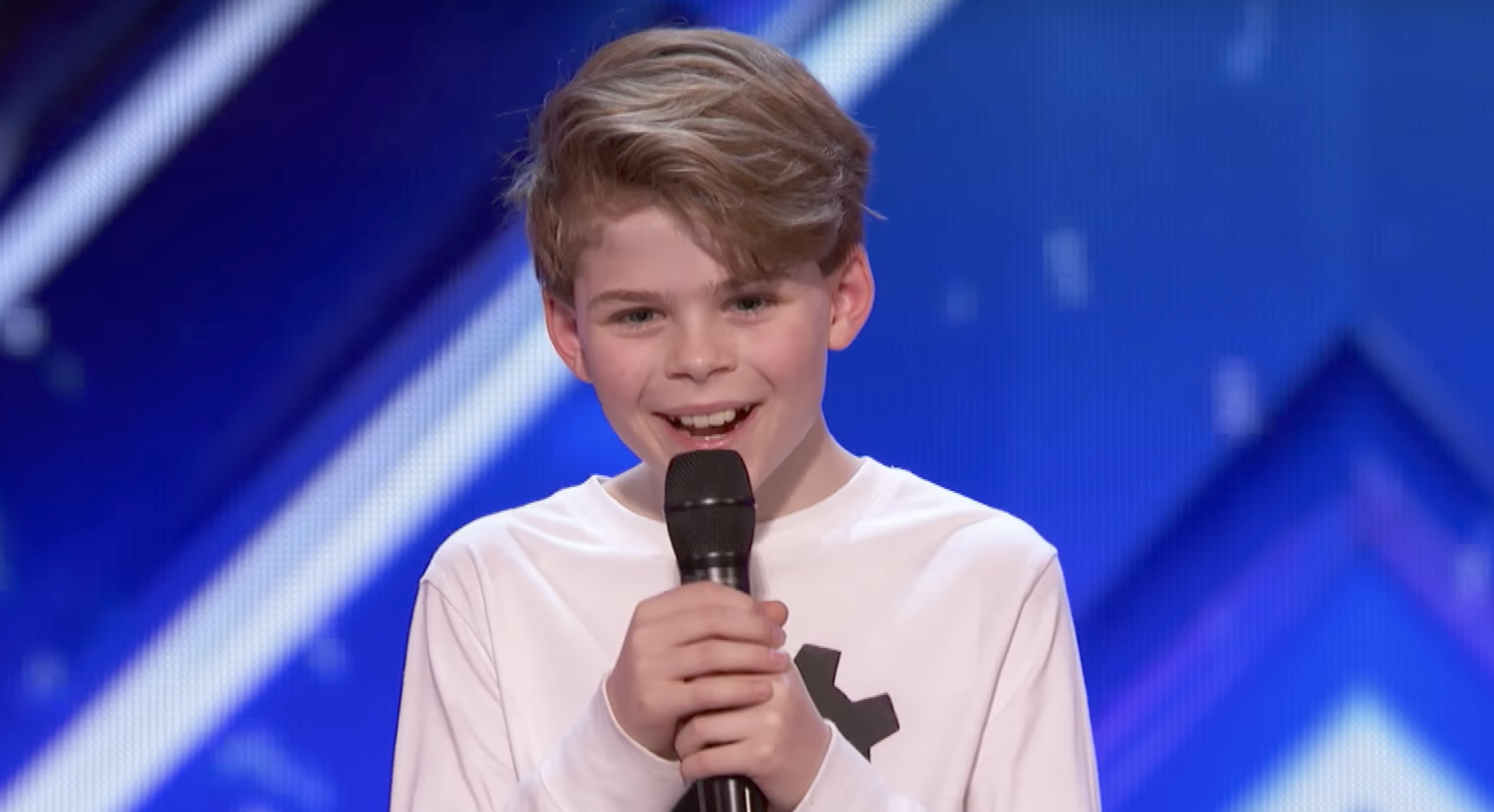 Story Dancer: America's Got Talent Merrick Hanna